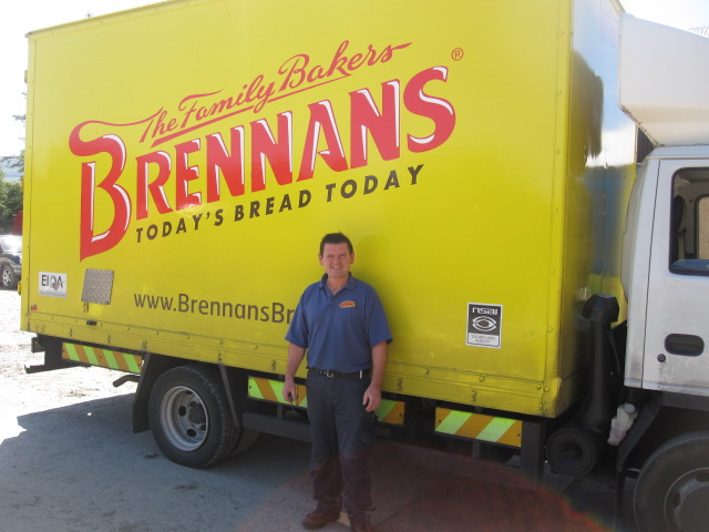 Brennans bread at brittas commercials for some fleet repairs